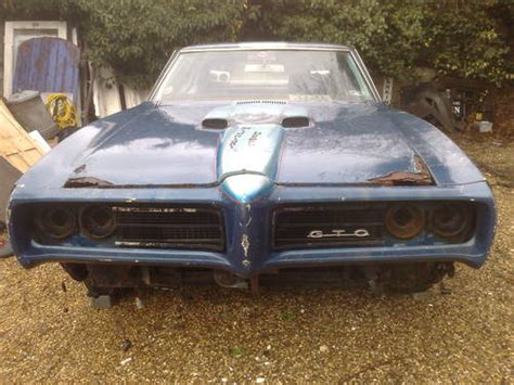 rare muscle cars pontiac gto rare muscle car sold 1969 on car and classic