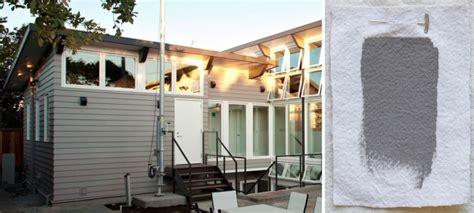 best exterior gray outdoor house paint color benjamin graystone gardenista exterior