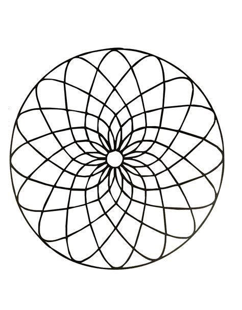 geometric pattern mandala mandalas geometric to print 9 mandalas with geometric