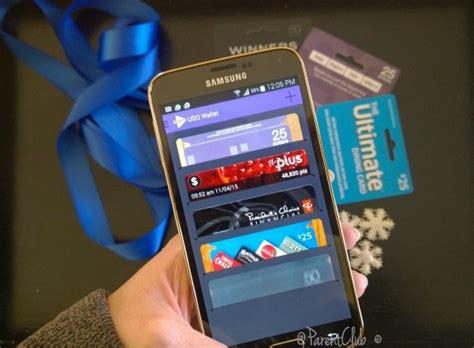 Gift Card Wallet App - ugo wallet app turns your gift cards digital