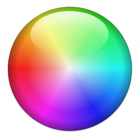 color image iconexperience 187 v collection 187 color wheel icon