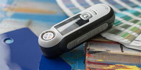 capsure handheld color matching tool x rite
