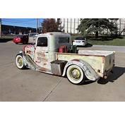 1936 Ford Rat Rod Pickup Hotrod Hot USA 4200x3150 03