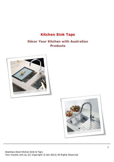 kitchen sink taps australia kitchen sink taps australia