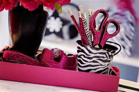 Zebra Desk Accessories Zebra Desk Accessories Last Time Listed Bling Office Desk Set Zebra By 1chicncraftymama Zebra