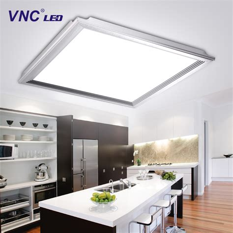 kitchen ceiling light fixture led light design led kitchen light fixture home depot led