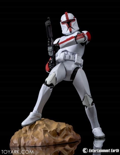 clone your black series clone trooper captain gallery the toyark news