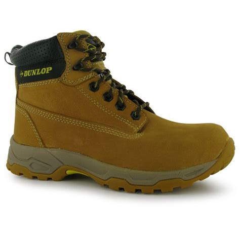 safety shoes sports direct dunlop dunlop safety on site boots mens mens safety boots