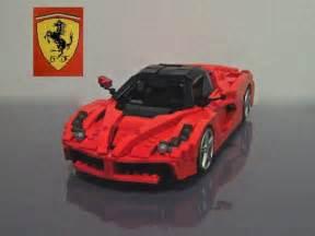 the the lego car