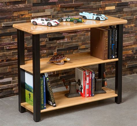 small table top bookcase bookshelf table ash caretta workspace