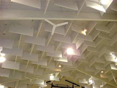 Outdoor Vinyl Ceiling Panels by Cloudscape Ceiling Baffles Encapsulated Pvc Vinyl Baffles