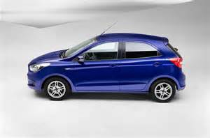 cost of new cars new ford ka to cost from 163 8995 autocar