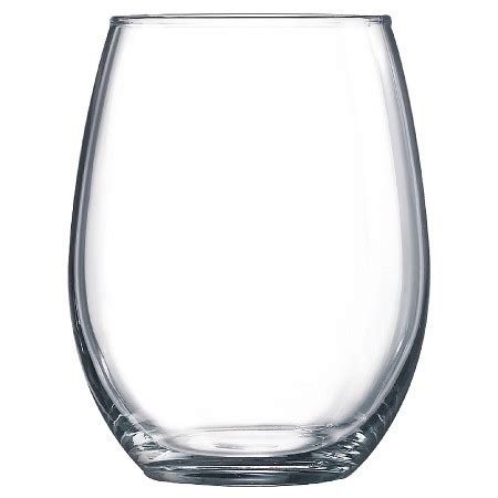 Stemless Wine Glasses 4 Pc Stemless Wine Glass Set 15oz Target