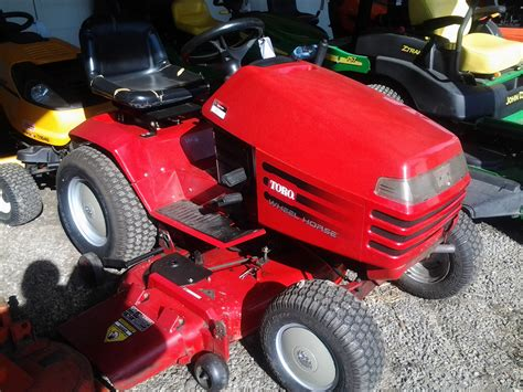 toro wheelhorse 269h lawn tractor nel s tractornel s tractor
