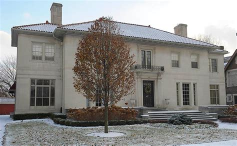 downriver homes and real estate frederick fisher manse in
