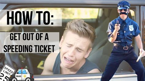 How To Get L Out Of Clothes by How To Get Out Of A Speeding Ticket