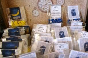 Doctor Who Favors doctor who favors birthdays