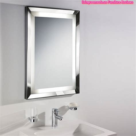 Decorative Mirrors For Bathrooms Decorative Modern Bathroom Wall Mirrors