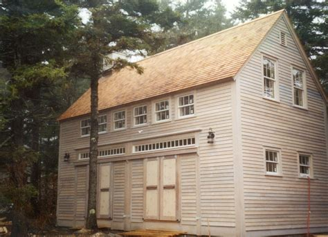 Saltbox Cottage by Tucker Cottage Saltbox Carriage House