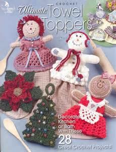 crocheted pattern topper towel 171 patterns