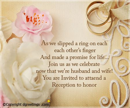 blessing your wedding rings wedding invitation wording ideas for wedding invitation