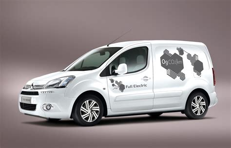 citroen electric citroen berlingo electric launched in uk autoevolution