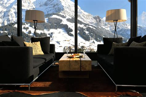 cambrian hotel in swiss alps 171 home deas architecture the cambrian hotel cosmopolitan comfort in the swiss