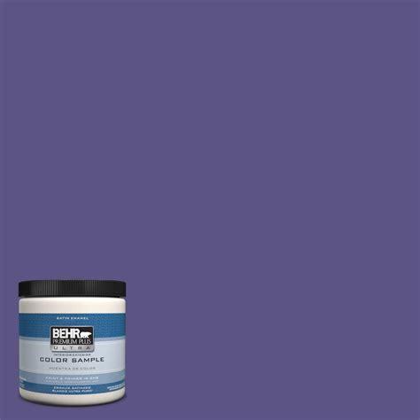 Behr Interior Satin Enamel by Behr Premium Plus Ultra 8 Oz Ppu16 1 Splendor