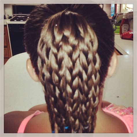 Hairstyles For School Step By Step With Pictures by Hairstyles For School Step By Step Braids Www Pixshark