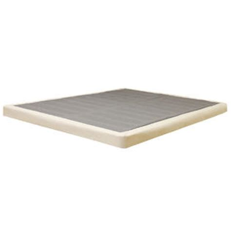 low profile bed foundation greenhome123 full size low profile box spring mattress