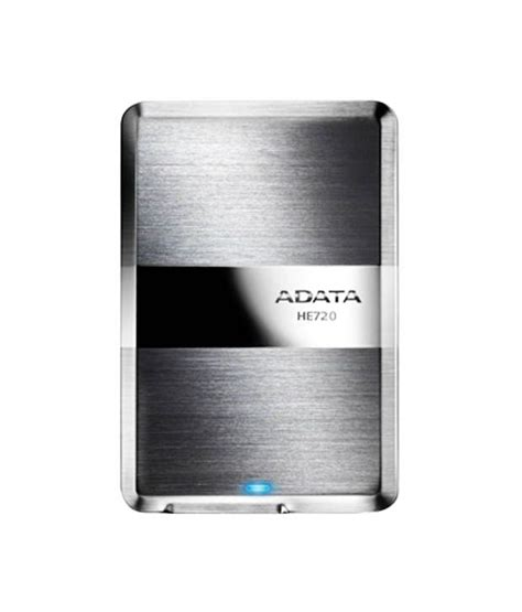 Istimewa Disk External Adata He720 Hardisk 500gb adata he720 ultra slim 500 gb disk buy rs