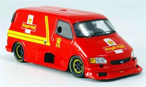 Diecast Miniatur Diecast Metal City Tour Mk 3 ford transit supervan 3 royal mail spark diecast model car