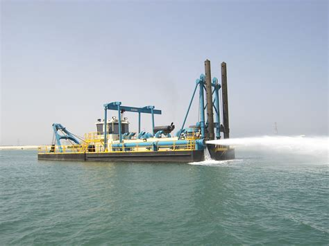 shark dredges by dsc dredge aggregates and mining today