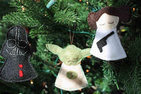 wars tree ornaments diy wars ornaments diy geekery