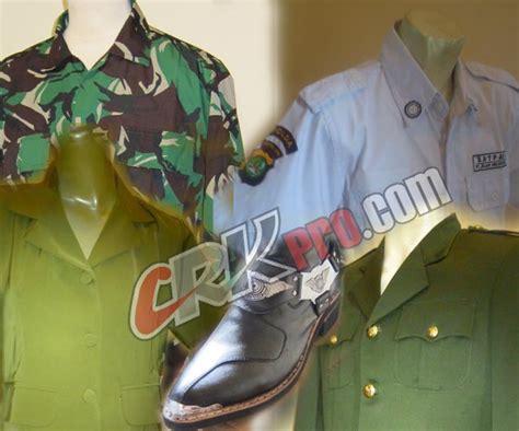 Sepatu Paskibra Perempuan penjahit konveksi baju seragam pakaian dinas harian pdh