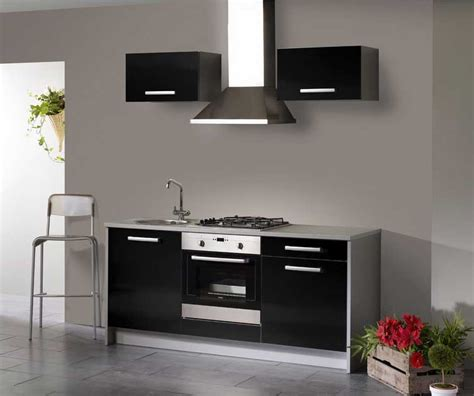 Günstige Kleine Küchen Mit Elektrogeräten by Kleine K 252 Chenzeile Mit Elektroger 228 Ten Haus Design Ideen