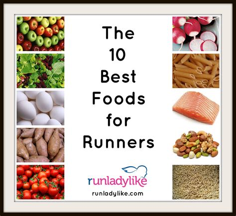 10 best foods 10 best foods for runners run happy recipes runladylike