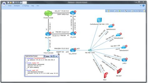network layout freeware network diagram software data set