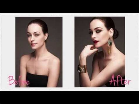 tutorial make up l oreal paris make up tutorial by l oreal paris red carpet look youtube