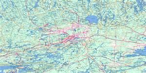 sudbury topo map free nts 041i on