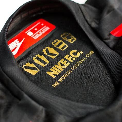 Tshirt Nike F C Black nike f c t shirt black tour yellow www