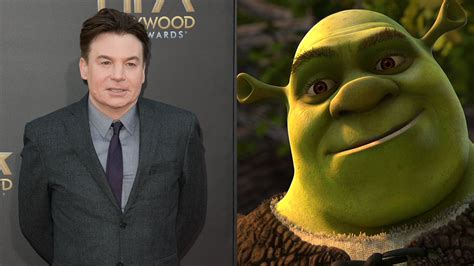 mike myers shrek 47 actors you didn t realize were the voices of your fave