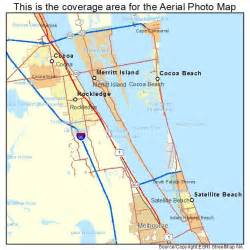 island florida map aerial photography map of merritt island fl florida