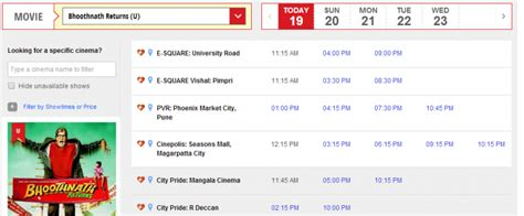 bookmyshow booking id how to book movie or show ticket on bookmyshow