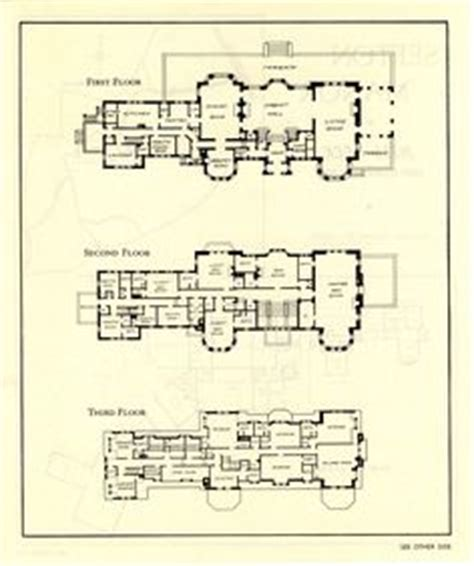 old westbury gardens floor plan sefton manor