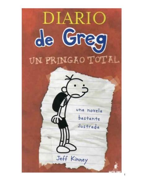 diario de greg 12 la escapada edition books el diario de greg