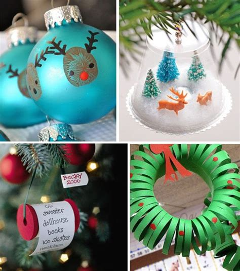 prop up some art 15 easy christmas decorations real simple easy christmas craft ideas christmas craft concepts 2