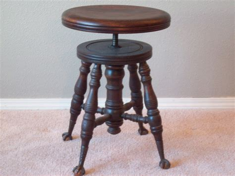 Second Piano Stool by Piano Stool For The Home