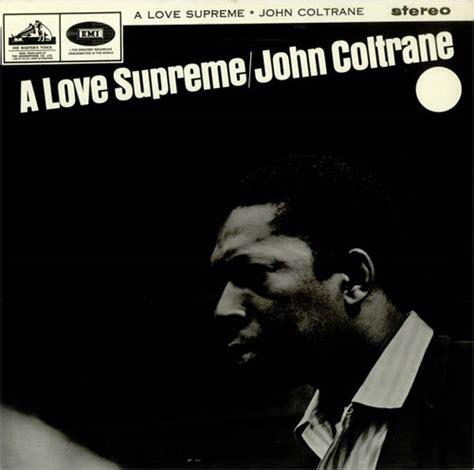coltrane a supreme coltrane a supreme uk vinyl lp album lp record