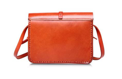 Handmade Leather Satchels - handmade leather satchel leather shoulder bag